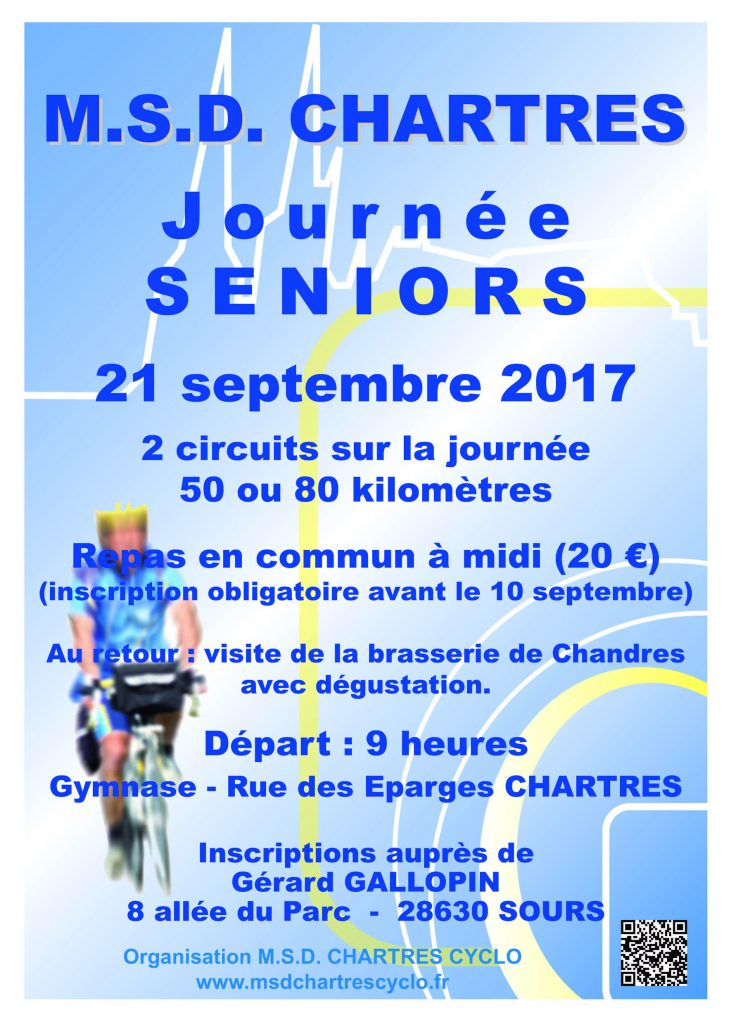 SENIOR MSD - FLYER A5