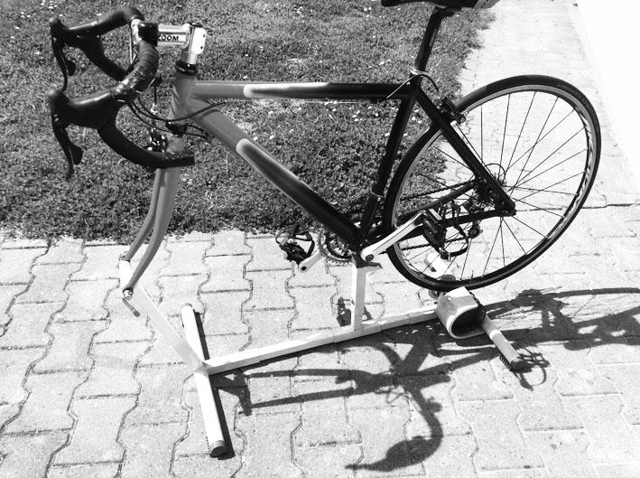 Home trainer et vélo K-NB