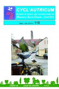 Cycl'Autricum 118 - couverture