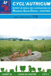 Cycl'Autricum 119-couverture