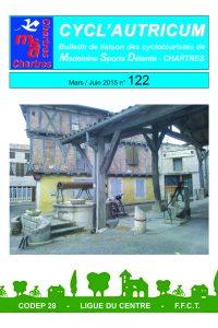 Cycl'Autricum 122 - couverture