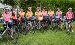 Départ randonnée Cyclo féminine 3 Juin 2019 - 08